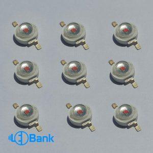 ال ای دی پاور امبر زرد - 590 نانومتر - توان 1 وات