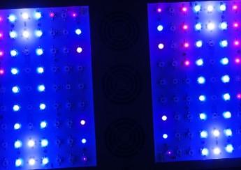 کنترل شدت نور لامپ LED