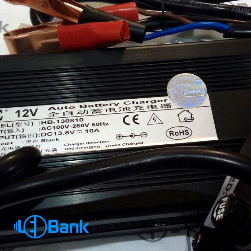 شارژر اتوماتیک باتری 12 ولت