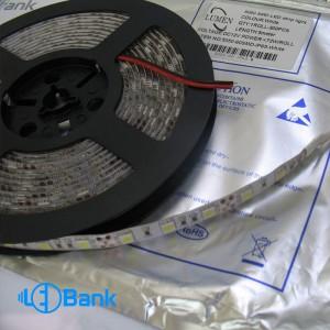 ال ای دی نواری سفید خالص 5050 تراکم 60 LED