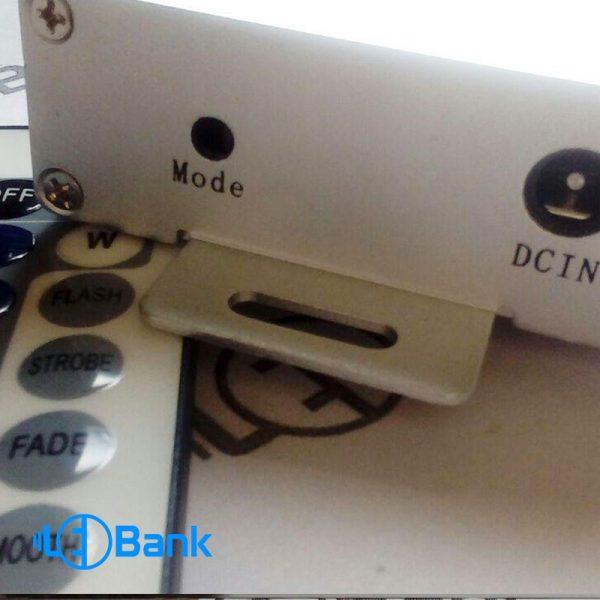 درایور ریموت کنترلر 24 آمپر RGB