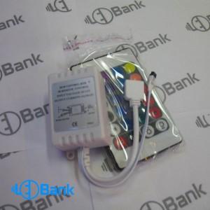 درایور ریموت کنترلر 6 آمپر RGB
