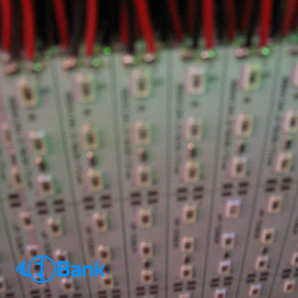 ال ای دی خطی سبز درجه یک SMD 5630 LED