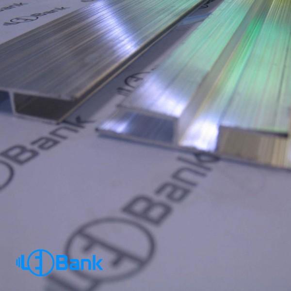 ریل - هیت سینک LED خطی - دو ردیفه سبک