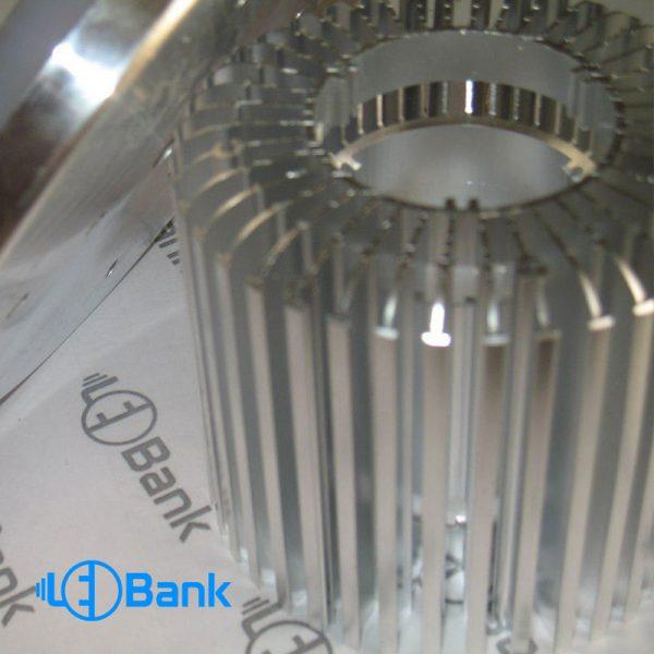 قاب لامپ ال ای دی حبابی آلومینیومی