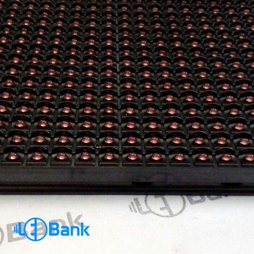 ماژول قرمز تابلو روان LED تسلا 806