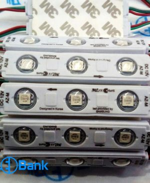 ال ای دی SMD بلوکی آی سی دار RGB اینجکشن (پیکسل دیجیتال)