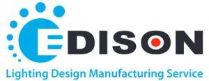 لوگو شرکت ادیسون تولید کننده ال ای دی پاور