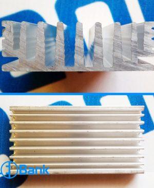 هیت سینک خنک کننده ال ای دی کد h-15913