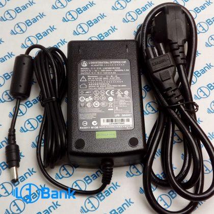 آداپتور لیشین اورجینال همراه با کابل مستحکم ولتاژ خروجی 12 ولت 5 آمپر