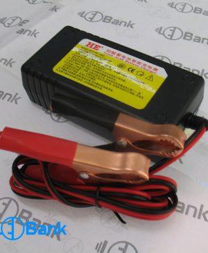 شارژر باتری سرب اسید 3 آمپر HE
