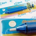 قلع کش desoldering pump - سر فلزی و پلاستیکی