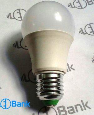 قاب لامپ ال ای دی حبابی پلاستیکی