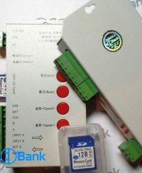 کنترلر LED پیکسل سری T1000-WS