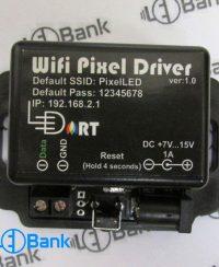 کنترلر ال ای دی RGB پیکسل تحت نرم افزار و گوشی موبایل (اندروید، IOS)