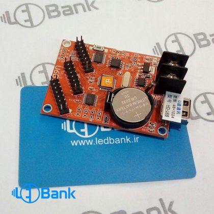 کارت کنترل تابلو روان بدون طیف u6b (مین برد)