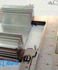 هیت سینک led جنس آلومینیومی کد H110