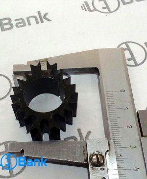 هیت سینک led جنس آلومینیومی خنک کننده ال ای دی کد H-25322 قطر 40 میلیمتر