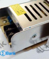 پاور سوئچینگ 12 ولت فلزی اسلیم (slim) 10 آمپر ورودی 220 ولت