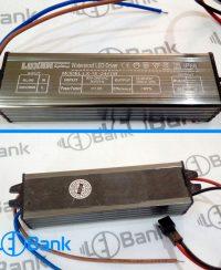 درایور پاور ال ای دی 18 تا 24 وات ولتاژ خروجی 90-55 ولت پوشش آلومینیومی برند luxen