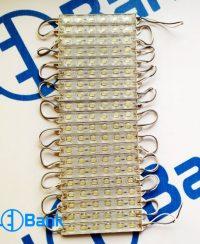 ال ای دی بلوکی لنز دار ۶ چیپ رنگ سفید آفتابی و مهتابی