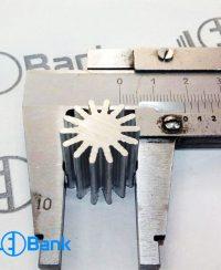 هیت سینک خورشیدی گرد خنک کننده ال ای دی کد (h-172)