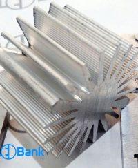 هیت سینک خورشیدی گرد خنک کننده ال ای دی کد (h-219)