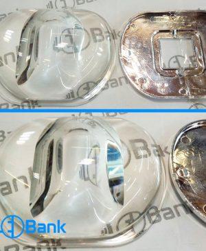 لنز محدب پروژکتور خیابانی ال ای دی جهت استفاده از انواع پروژکتورها