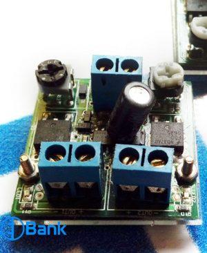 فلاشر تابلو ال ای دی بدون دیپ سوئیچ قابلیت کنترل نور و سرعت
