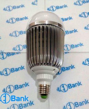 فریم لامپ led آلومینیومی 18 وات حبابی سرپیچ e27