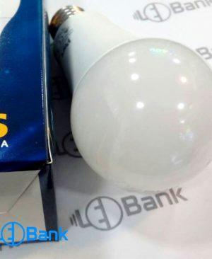لامپ ال ای دی 12 وات کم مصرف با بازدهی بالا و قاب نشکن آفتابی و مهتای