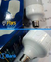 لامپ ال ای دی 20 وات بازدهی 2 برابر لامپ های معمولی رنگ آفتابی و مهتابی