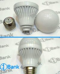 قاب لامپ ال ای دی 3-5 وات 1000 تایی حبابی پلاستیکی