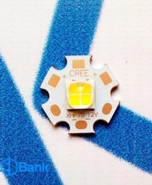 ال ای دی کری 12 ولت 33 وات آفتابی XHP70 Cree Original
