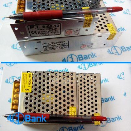 پاور سوئیچینگ 10 آمپر 5 ولت فلزی کوچک و بزرگ