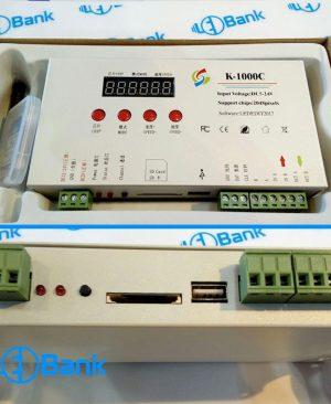 کنترلر ال ای دی آی سی دار K-1000C پیکسلی تحت نرم افزار