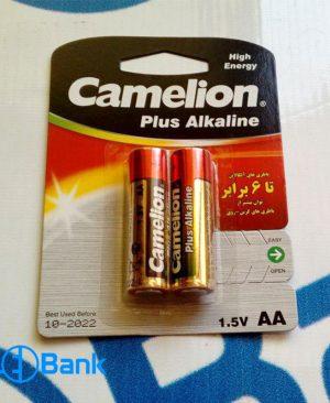 باتری قلمی الکالاین 2 عددی 1.5 ولت
