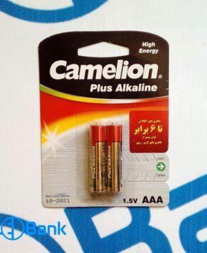 باتری نیم قلمی الکالاین 2 عددی 1.5 ولت