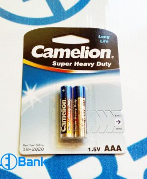 باتری نیم قلمی معمولی 2 عددی