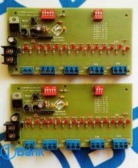 فلاشر 14 کانال مناسب استفاده در تابلو ال ای دی ثابت