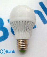 قاب لامپ ال ای دی حبابی 5 وات