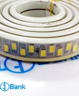 ال ای دی نواری سفید مهتابی تراکم 180 ضد آب 220 ولت چیپ 5730