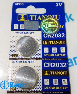 باتری سکه ای توان 3 ولت