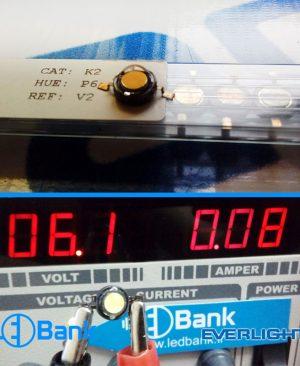 پاور ال ای دی زنر دار سفید آفتابی 1 وات برند اورلایت پارت نامبر EHP-AXO8LS/LM01C-P01