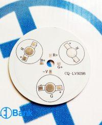 پی سی بی پاور ال ای دی RGB کد CQ-LV9298 قطر 62 میلیمتر
