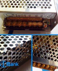 پاور سوئیچینگ 12 ولت 15 آمپر فلزی