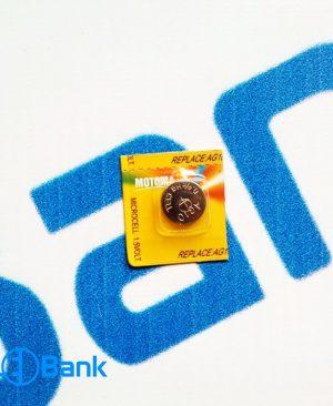 باتری سکه ای 1.5 ولت AG10 لیتیومی Motoma