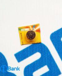 باتری سکه ای 1.5 ولت AG13 لیتیومی Motoma