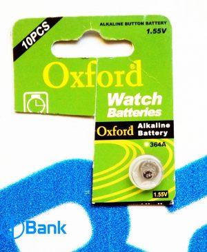 باتری سکه ای 1.55 ولت LR60 لیتیومی Oxford