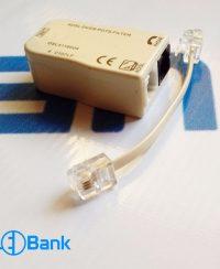 اسپلیتر خط تلفن ADSL